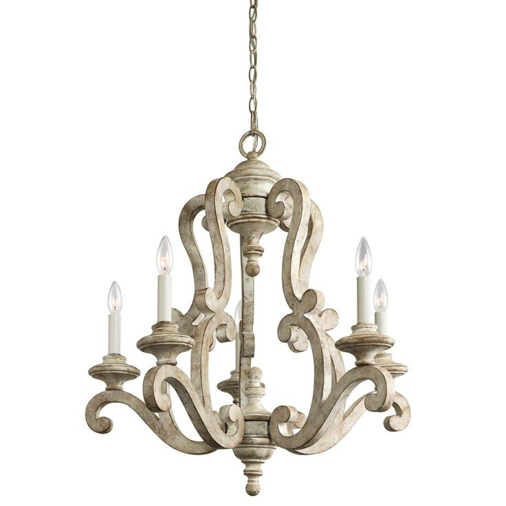 72 best chandeliers images on pinterest crystal for French country kitchen chandelier