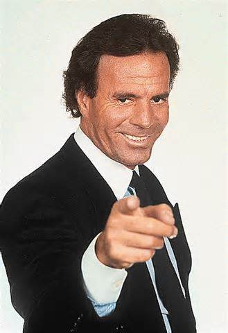 Julio Iglesias performed at the Starlite Festival in Marbella