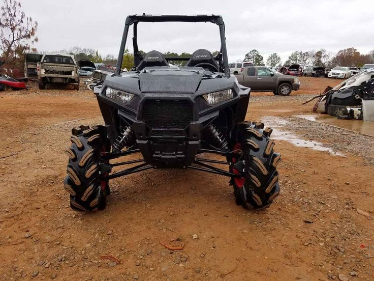 Used 2016 Polaris RZR S 1000 EPS ATVs For Sale in Alabama. 2016 polaris rzr 1000 s. It's has 672 miles. Runs fine with no issues. It has 29.5 outlaw 2 with 14 inch msa red rims. 15k