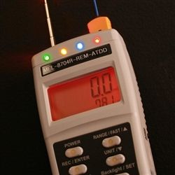 One of the more intriguing pieces of equipment to hit the market!  Mel Meter REM-ATDD Natural EMF/Temp Guage