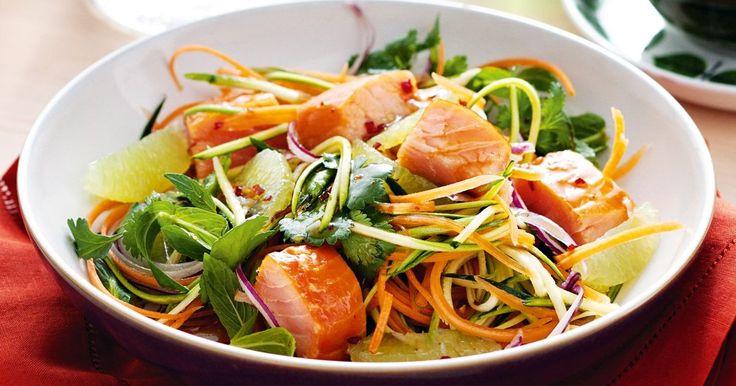 Make the most of fresh seasonal veg in this Asian-inspired dinner idea.