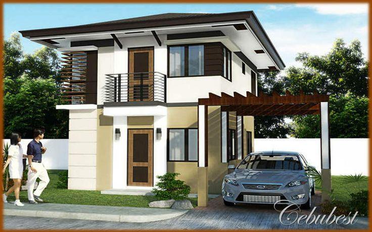 Mulan house and lot 2 storey single detached house lot for Single detached house floor plan