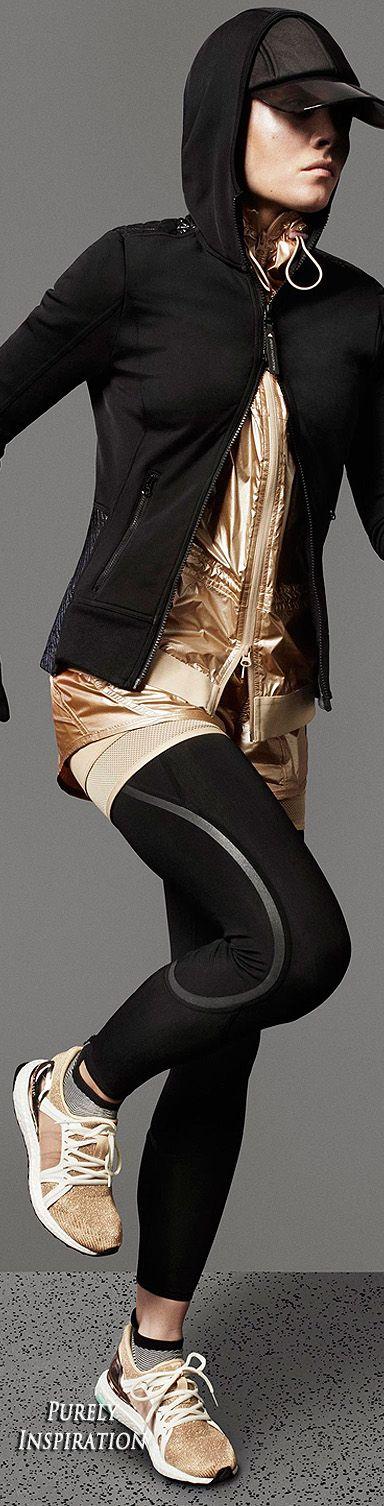 Adidas by Stella McCartney FW2016 Women's Fashion RTW | Purely Inspiration