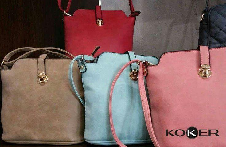 ¿Qué color te gusta más? ¿Quizás uno para cada temporada? Síguenos en Twitter @kokerspain y en Facebook www.facebook.com/modakoker