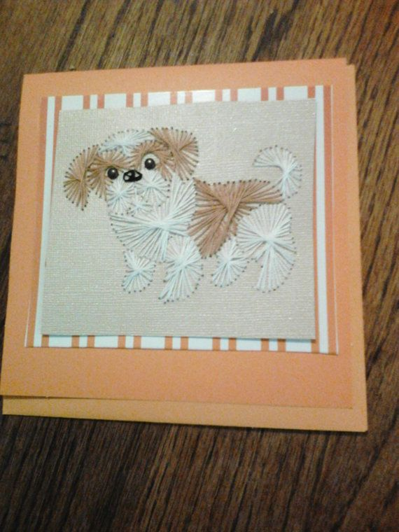 Best images about embroidered cards and papers diy