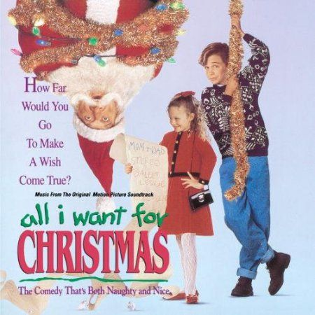 All I Want For Xmas O S T Walmart Com In 2020 Best Christmas Movies Christmas Movies Santo Johnny