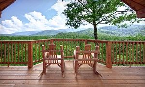 Groupon - 2-Night Stay for Up to 20 in a One-, Two-, Three-, Four-, or Five-Bedroom Cabin at Elk Springs Resort in Gatlinburg, TN in Gatlinburg, TN. Groupon deal price: $269
