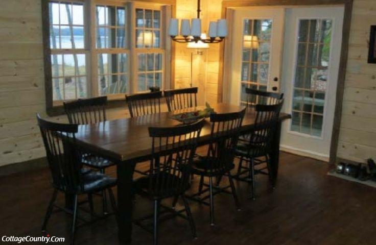 Group of Seven cottage rental #4 Haliburton Ontario