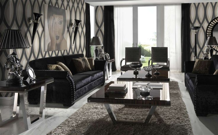Stunning Panther Lounge - enquire through our website! www.sovereigninteriors.com.au