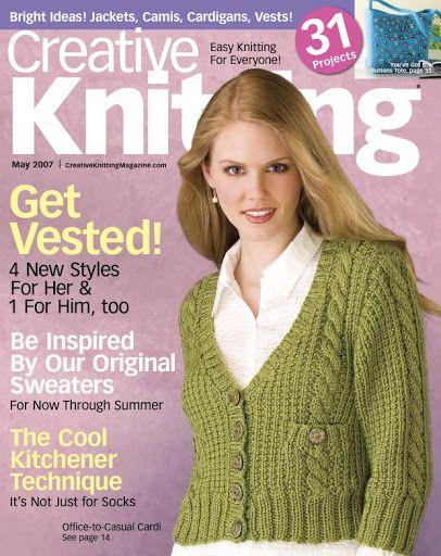 Creativ knitting 5 2007