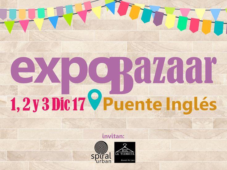 Junto a @latiendita_nyc preparamos el próximo encuentro #ExpoBazaar en Punte Inglés 👩❤️🎀👸 #Indumentaria 👖👗👚🎽👕👔 #Complementos 🌂👝💅 # Accesorios 👓👛👝👘💼👠👡 # Moda 💇👰🙅💁👫👪💏💑🏃💃 # Decoración 💛💙💚❤️ #Regalos 🎉💝 # Tendencia.  1, 2 y 3 de Diciembre 2017 en Av. Pablo Neruda 02491, LC 01, #PuenteInglés Temuco  #SpiralUrban la marca de tu calce ideal, te invita 😘👍