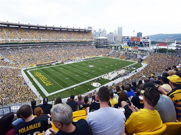 Pennsylvania, it appears, is mostly Steelers Country and that's annoying - to some | Pittsburgh Post-Gazette