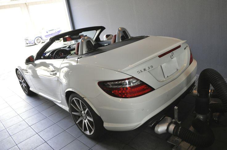 Vol.6-2 ガレージで愛車を愛でる拘りのために導入した排気システム。  http://www.garaginglife.com/