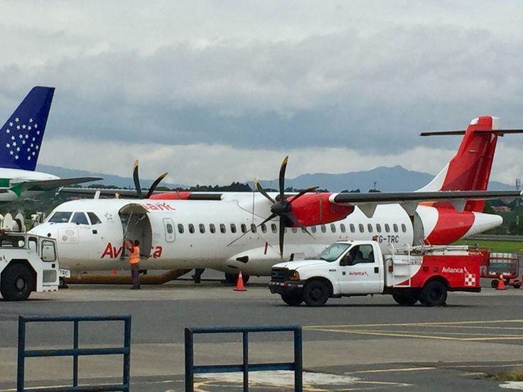 Avianca, Aeropuerto de San José Costa Rica