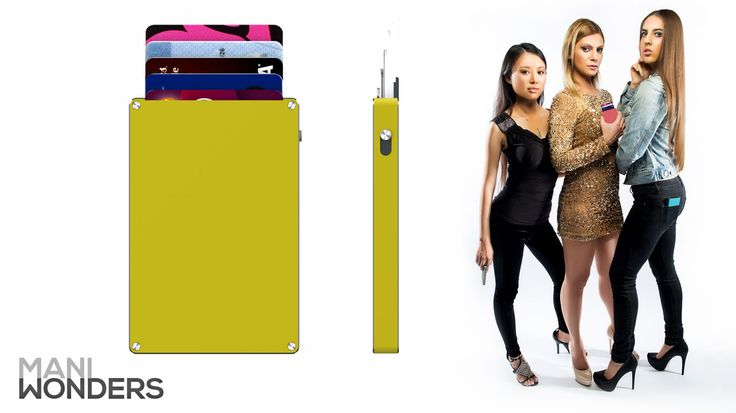 Angels - we've got you a new gadget for your next mission. #CascadeWallet #Angels #women #girls #fashion #style #clubbing #purse #kickstarter http://kck.st/1wtB4BP