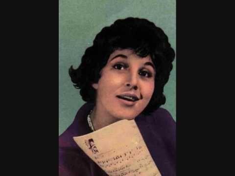 """Judita Čeřovská - Každý jednou velkou lásku potká (Everybody Loves Somebody Sometimes"""".K.Lane, I.Taylor) , J. Fikejzová 1965"""