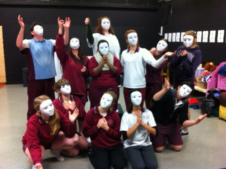 Masked Theatre is such a fantastic unit to teach your students because there are so many styles of masked theatre that you can explore. It also allows students to think about their physicality. I h...