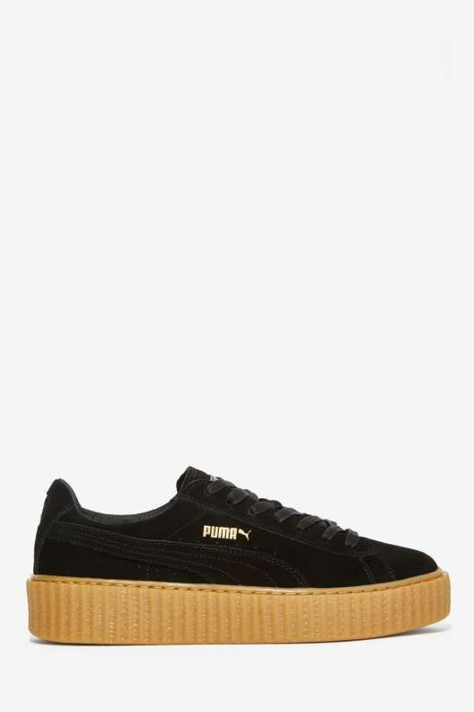 Puma x Rihanna Rebel Suede Creeper Sneaker - Shoes