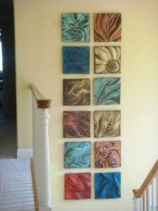 стены художественная керамическая плитка декоративная плитка
