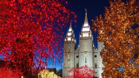 Kerstboodschap van het Eerste Presidium. Het Eerste Presidium van De Kerk van Jezus Christus van de Heiligen der Laatste Dagen ...