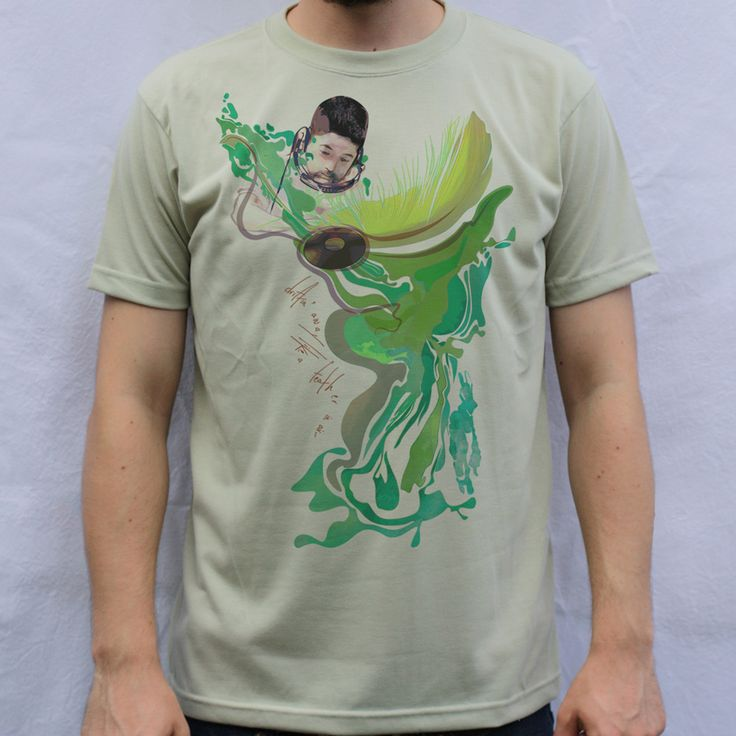 Nujabes - Feather Artwork T Shirt Modal Soul