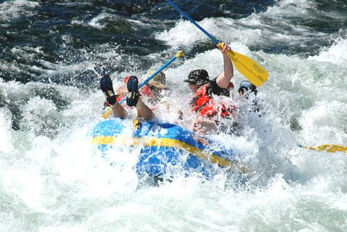 Rafting In Rishikesh - adventure trips near delhi  If you are thrill lover and you love the adrenaline kick you receive while indulging in adventure activities, check out these adventure trips near Delhi. All these places will not cost a bomb but will surely give you the needed excitement. So, if you have not yet planned a weekend trip, have a look to these options. They sure will change your mind.