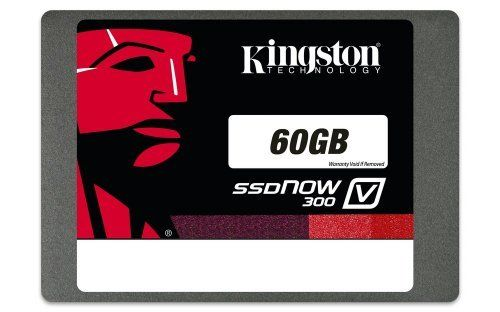 Kingston Digital 60GB SSDNow V300 SATA 3 2.5 (7mm height) with AdapterSolid State Drive SV300S37A/60G by Kingston. $69.99. From the Manufacturer                   Revive Your Computer Get more life out of your computer and maximize your existing investment by replacing your old hard drive with a Kingston SSDNow V300 solid-state drive. It's the most cost-efficient way to dramatically improve the responsiveness of your system--and it's less disruptive than mig... http://www.tykans.com