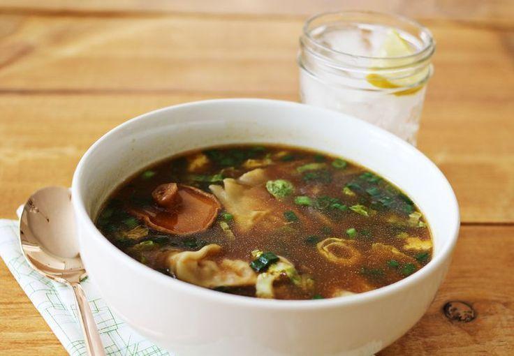 Asian Soup Recipes: From Pho To Ramen (PHOTOS)