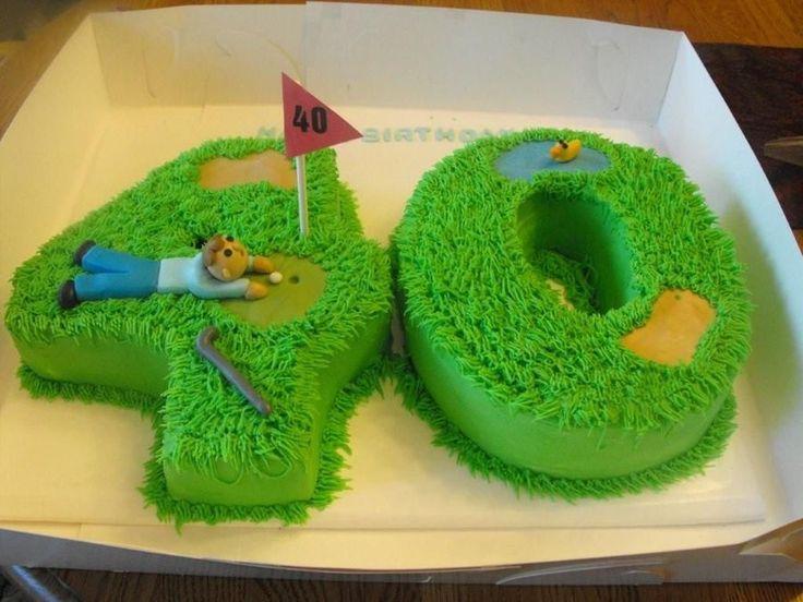 40th Golf Birthday