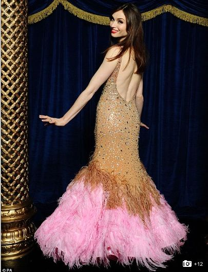 Strictly Come Dancing 2013 - Sophie Ellis Bexter  - finalist