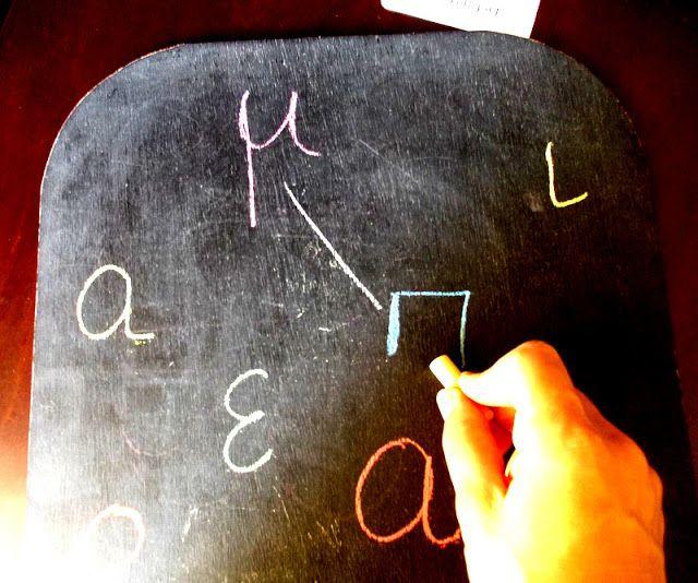 Dyslexia at home: Φτιάχνω λέξεις! Φωνημική επίγνωση και ανάγνωση