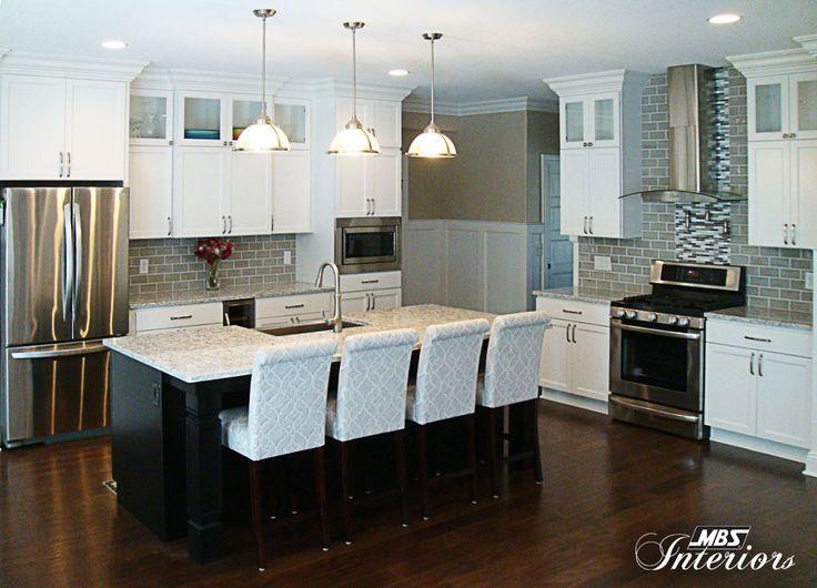 286 best Kitchens - White & Off White images on Pinterest ...