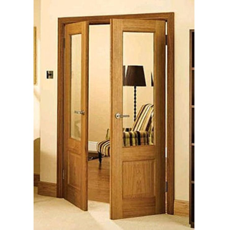 Chiswick Oak French Doors