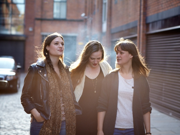 Female bands- The Staves