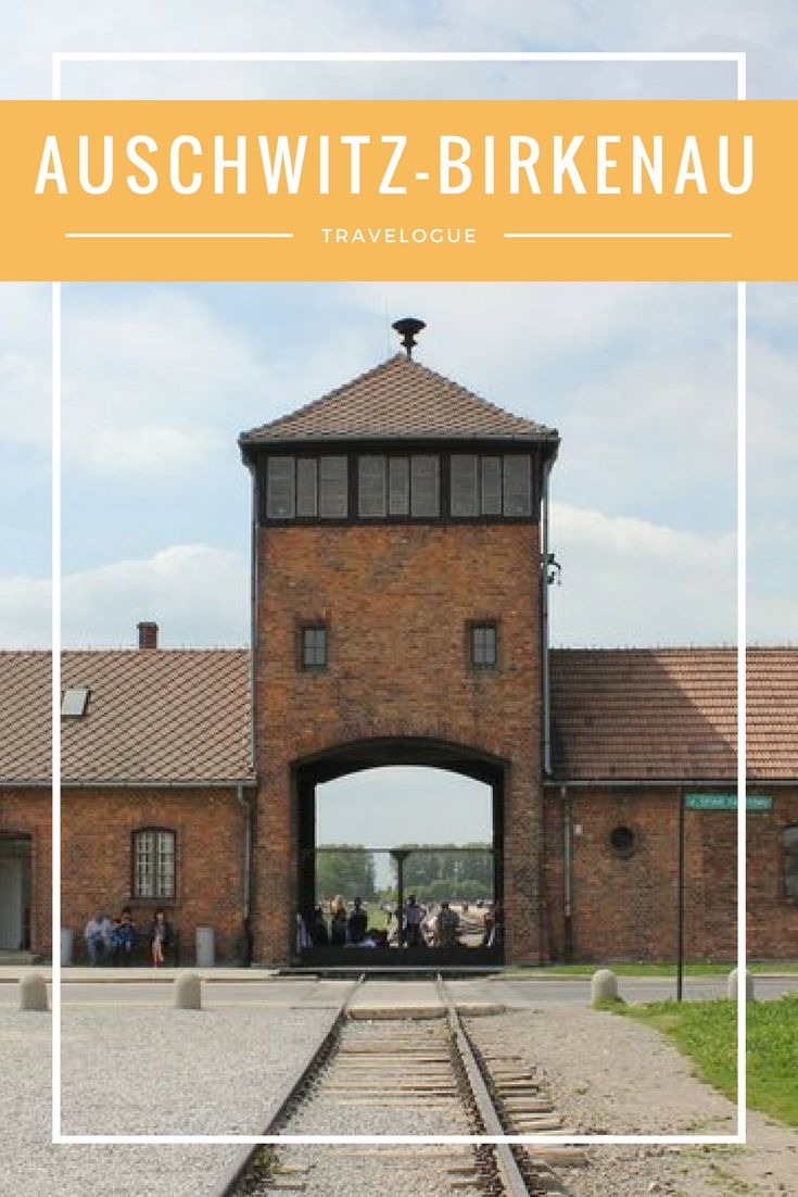 A recap of my haunting visit to the Auschwitz concentration camps.