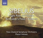 Sibelius: Night Ride and Sunrise; Belshazzar's Feast; Kuolema [CD], 14167379