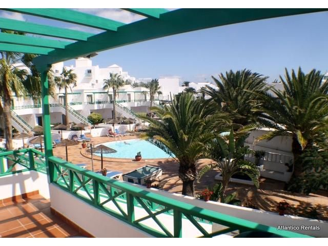 Playa Park 37 - 1 Bed Apartment for rent in Puerto del Carmen Lanzarote sleeps up to 3 from £250 / €290 a week