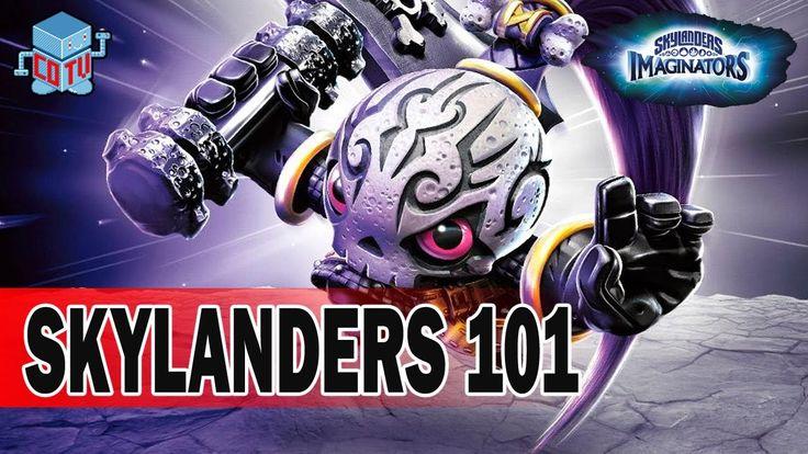 Skylanders 101 CHOPSCOTCH