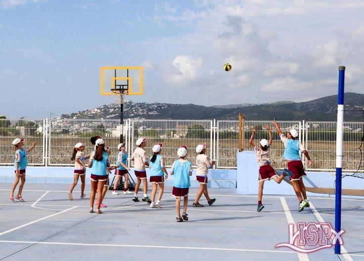 ¡Bienvenidos al  2º día de #SummerCampISP 2017 en #ColegiosISP! ¡¡Divertidísimo!! Campus deportivo  #InglésISP colegiosisp.com/summer-camp-3/ 😃🏊🏽