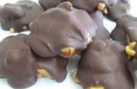 Homemade Chocolate-Caramel Turtles