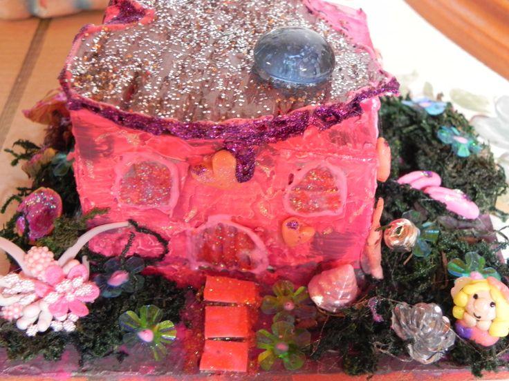 casa rosa x fatina
