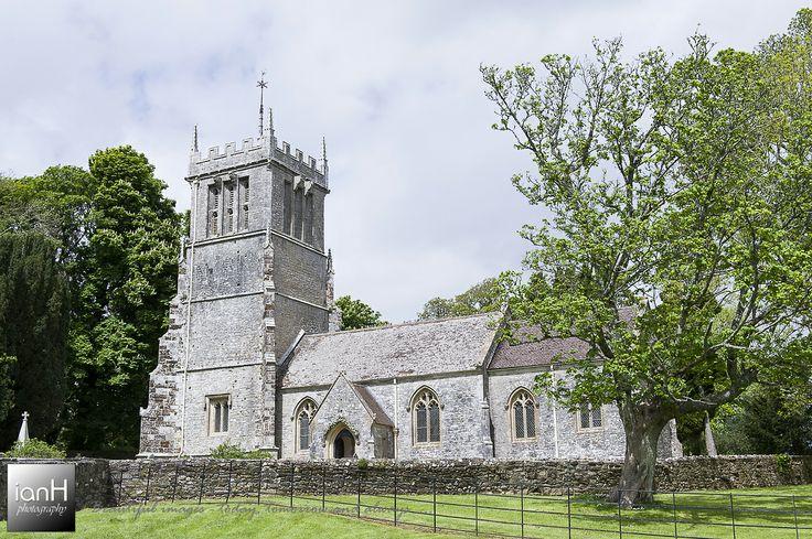 St Andrew's Church in Lulworth