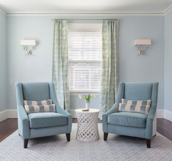 A Bedroom Sitting Area House Of Turquoise Digs Design Company