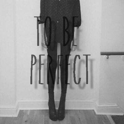 BELLEZA NO ES DELGADEZ DELGADEZ NO ES PERFECCIÓN   #anorexia #bulimia #nutricion #dietas #delgadez