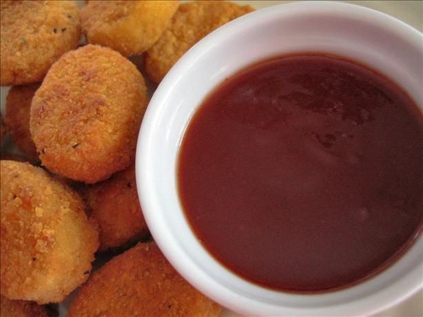 Ken s Mumbo Sauce from Food.com: This is a great, sweet sauce for fried chicken and/or fries. The sauce is reminiscent of the mumbo sauce found in Chinese carry outs in the DC area. Enjoy!