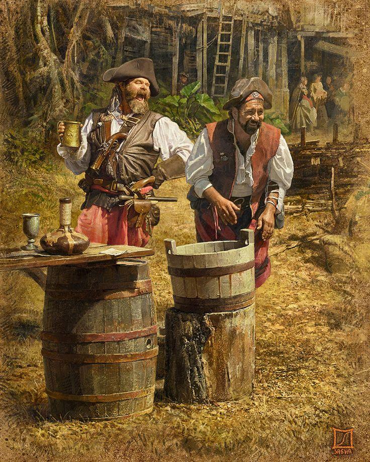87 Best Images About John Bratby On Pinterest: 476 Best Images About Pirate Lore On Pinterest