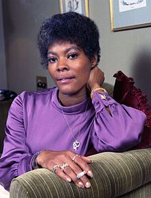 Marie Dionne Warwick is an American singer, actress, and TV show host. Having been in a partnership with songwriters Burt Bacharach and Hal David, Warwick ranks among the 40 biggest hit makers. Warwick is second only to Aretha Franklin as the most charted female vocalist of all time.