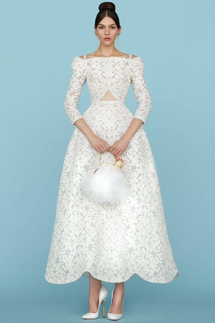 56 best Go-geous wedding images on Pinterest | Wedding frocks ...
