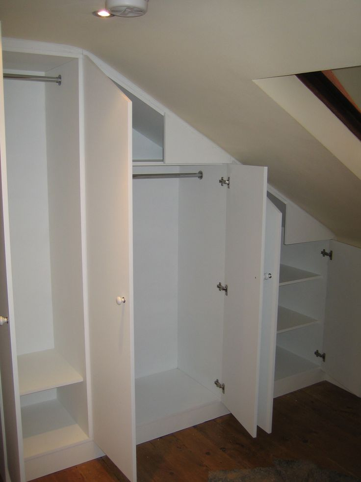 London Carpentry Solutions - loft wardrobe