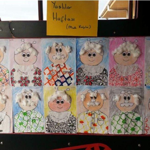 Grandparent's day craft idea for kids (7)
